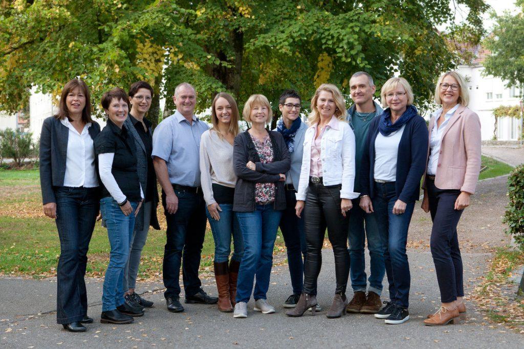 Team Diakonisches Werk Hochrhein