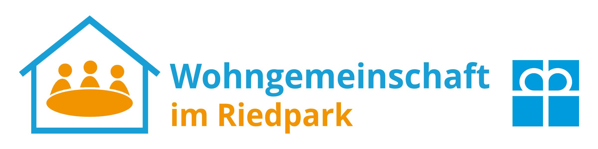 Logo Wohngemeinschaft im Riedpark